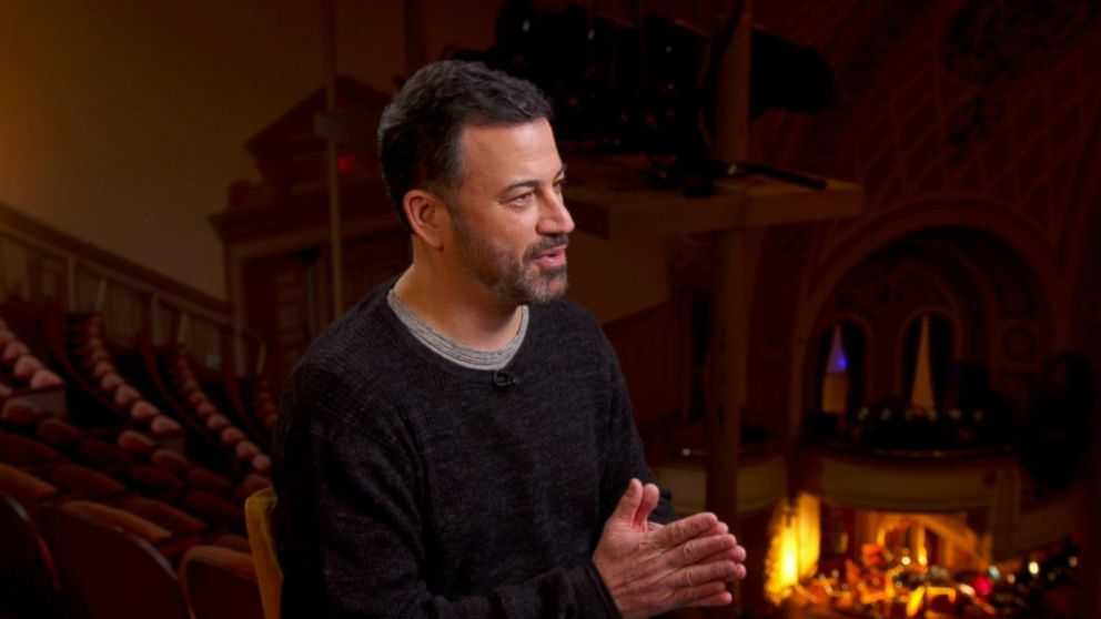 VIDEO: Jimmy Kimmel on his career and why hes taking on politics in the Trump era