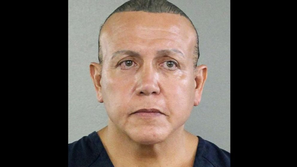 VIDEO: How mail bombing suspect was tracked down