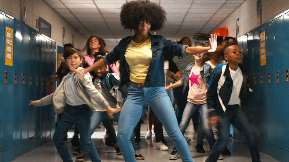 VIDEO: Students team up with Sia to share their powerful message on gun violence