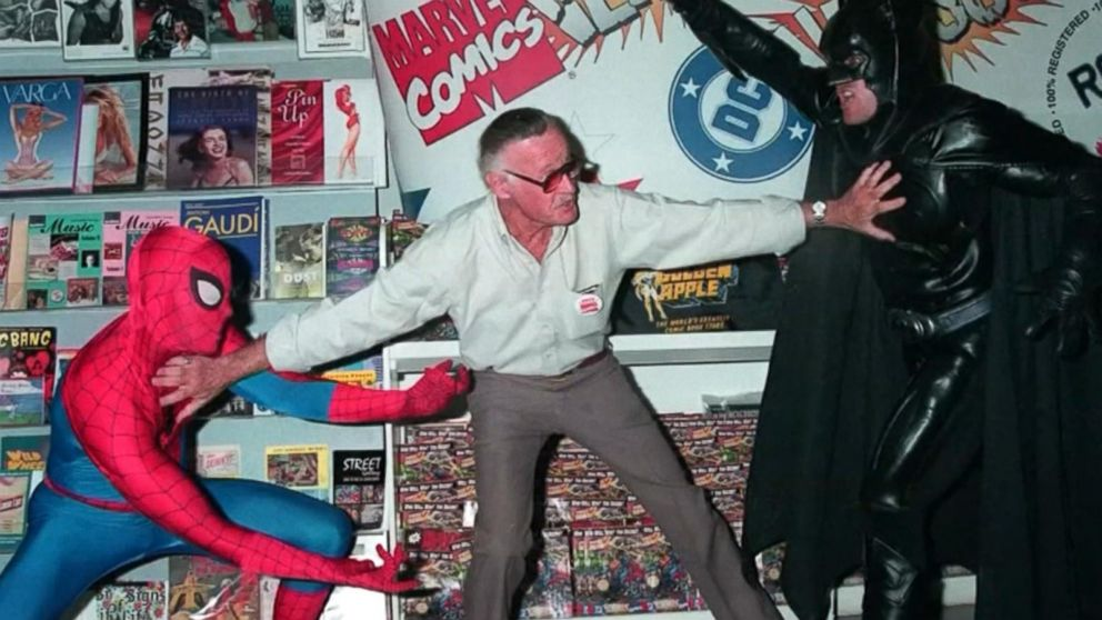 VIDEO: Marvel Comics legend Stan Lees incredible legacy