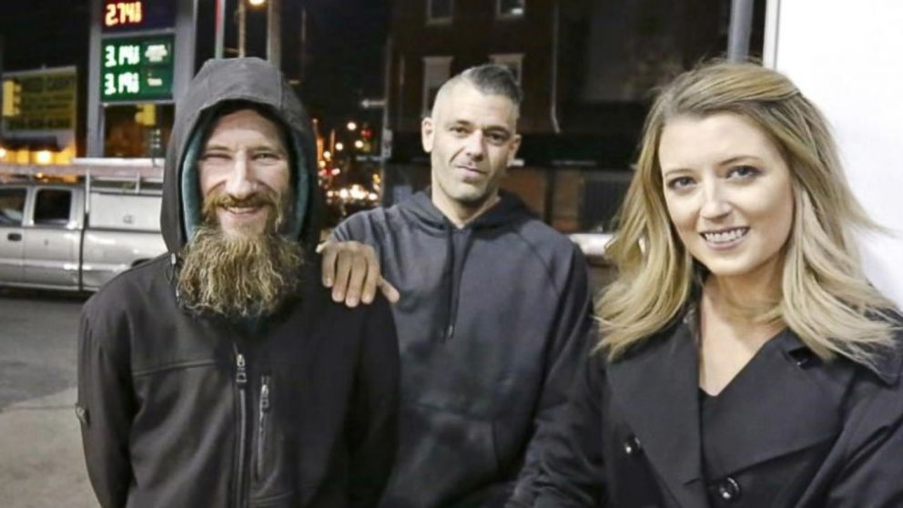 VIDEO: In alleged scheme, couple, homeless man accused of raising $400,000 on a lie