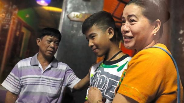 'The Boys in the Cave': How 12 boys, coach escaped a cave in Thailand
