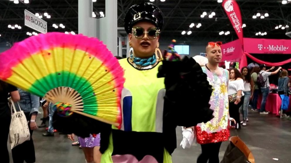 VIDEO: Long live the queens: drag gone mainstream