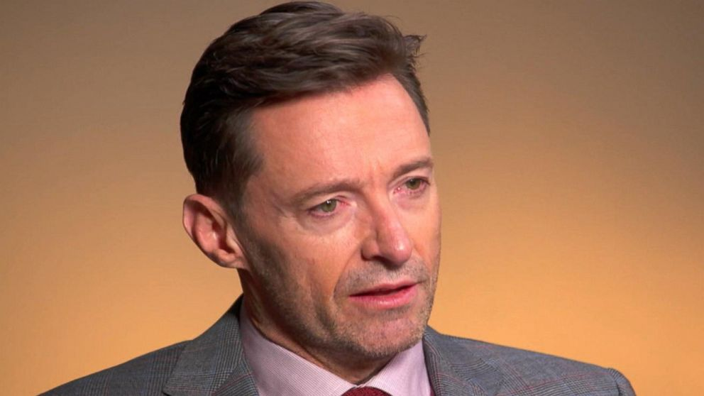 VIDEO: A very human story: Hugh Jackman on playing disgraced candidate Gary Hart
