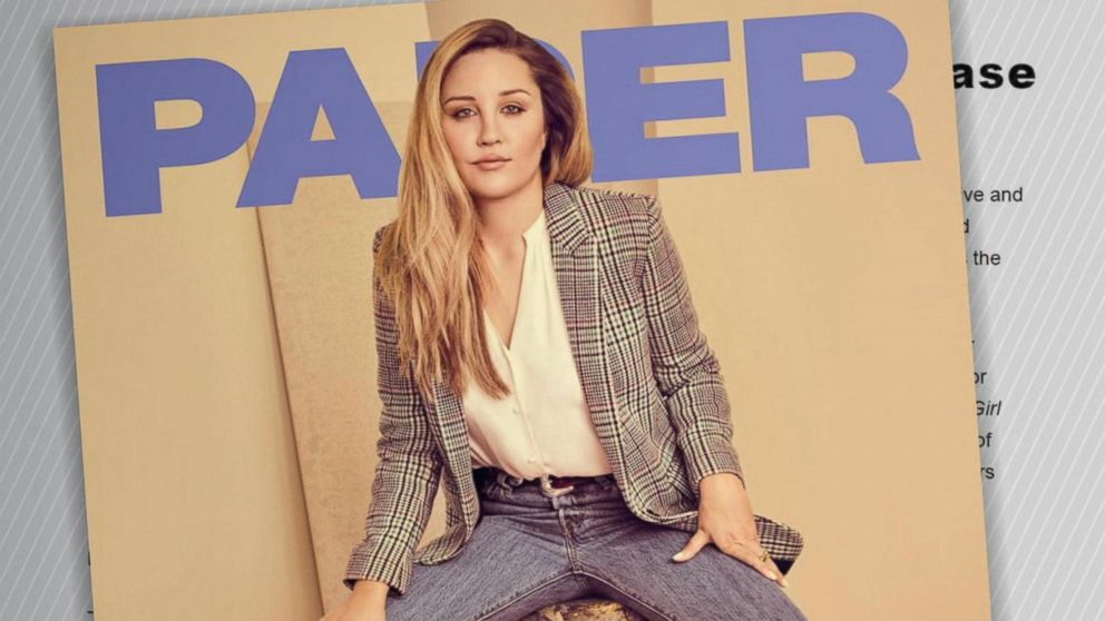 VIDEO: Amanda Bynes opens up about past drug use, quitting acting and getting sober