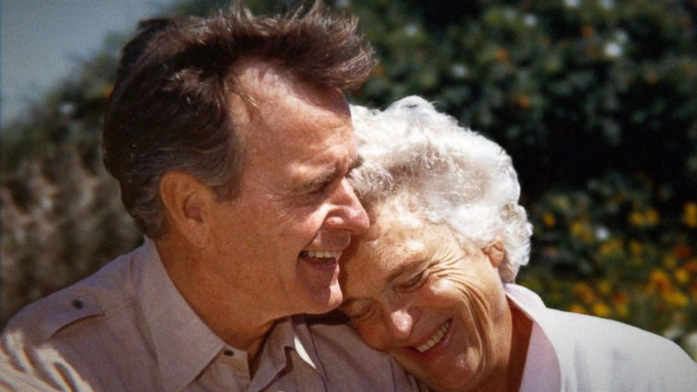 VIDEO: George HW Bush: An intimate look at the life of a president