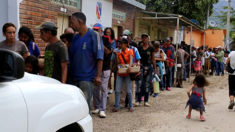VIDEO: Millions leave Venezuela to keep their families alive: Part 1