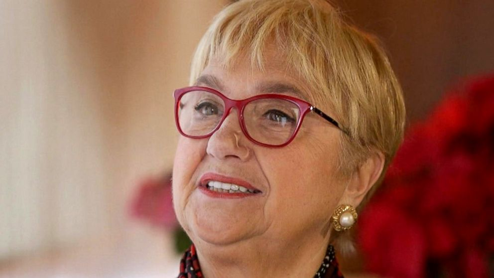 VIDEO: Chef Lidia Bastianich celebrates her American story in new cooking show