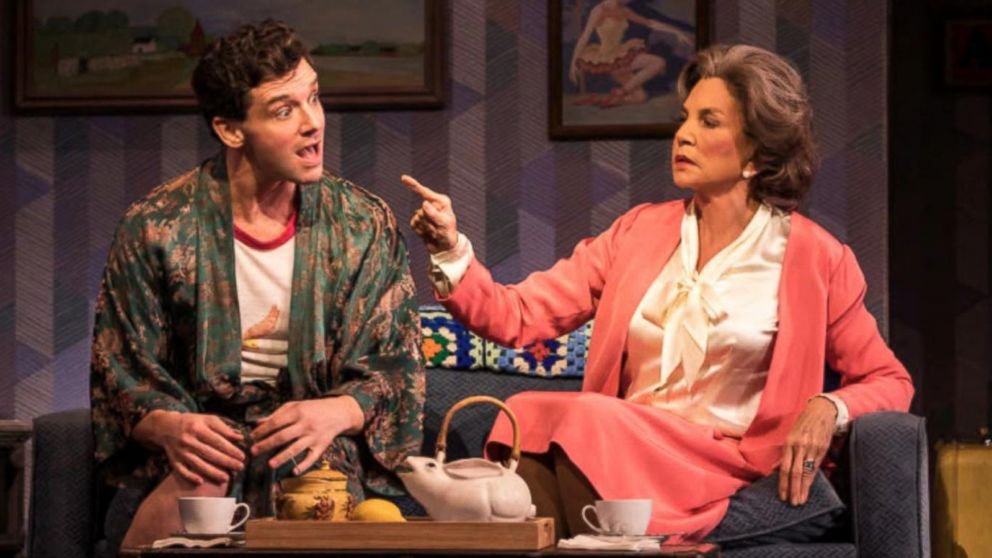 VIDEO: Passing the torch in Broadway revival of acclaimed play Torch Song
