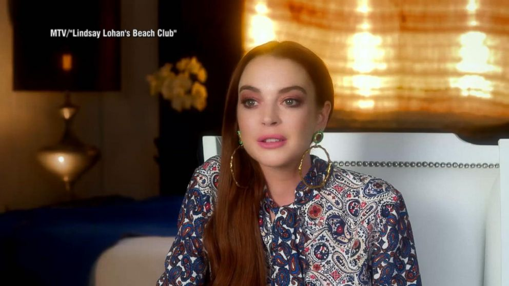 VIDEO: Lindsay Lohan and co-stars talk highlights, drama of new reality show