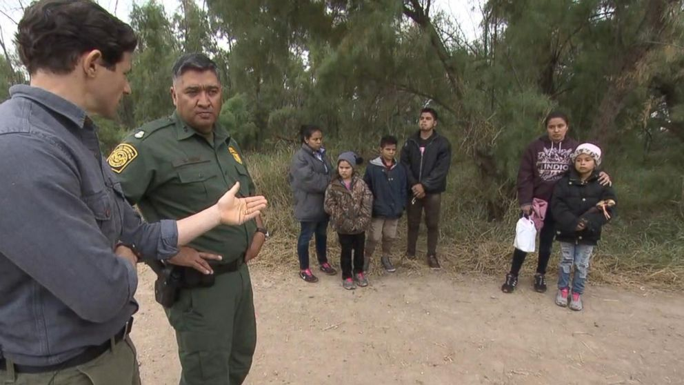 VIDEO: What the distress on the US southern border is admire now