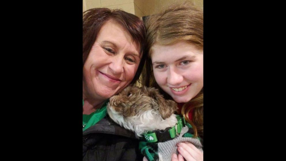 VIDEO: Woman who found Jayme Closs tells the story of her remarkable rescue