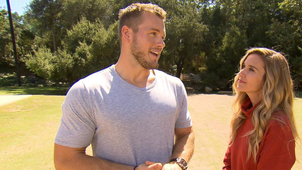 VIDEO: Behind the scenes of The Bachelor with its first virgin bachelor Colton Underwood