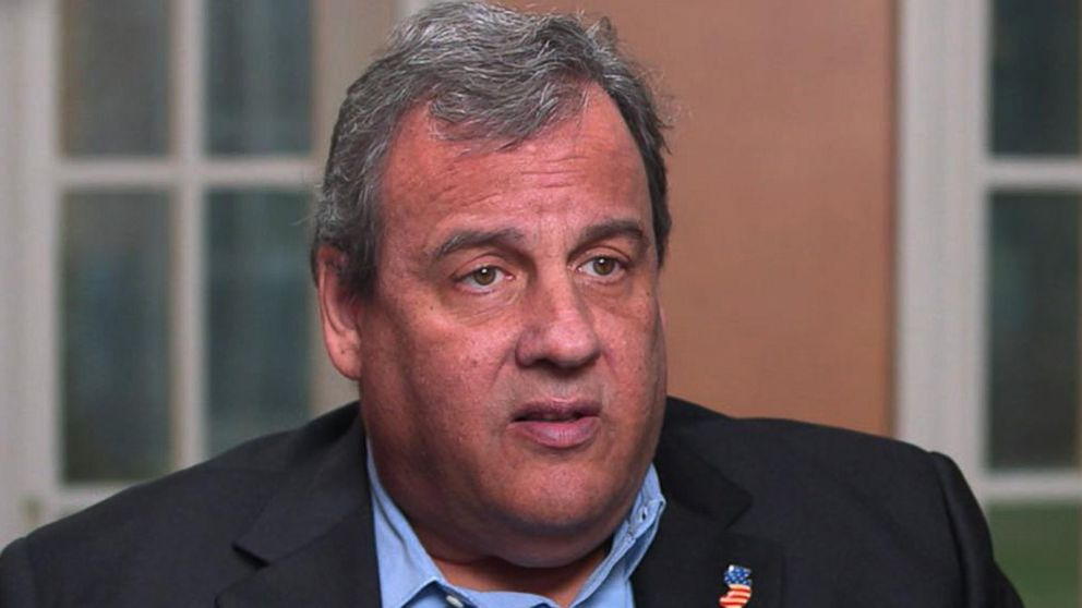 VIDEO: Chris Christie on his relationship with President Donald Trump