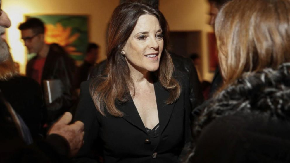 VIDEO:  Meet Marianne Williamson, spiritual guru, friend of Oprah's, presidential candidate