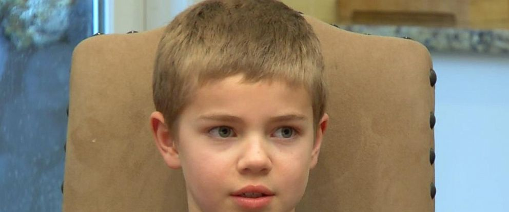 VIDEO: Family fears anti-vax parents in their area are putting son with leukemia at risk