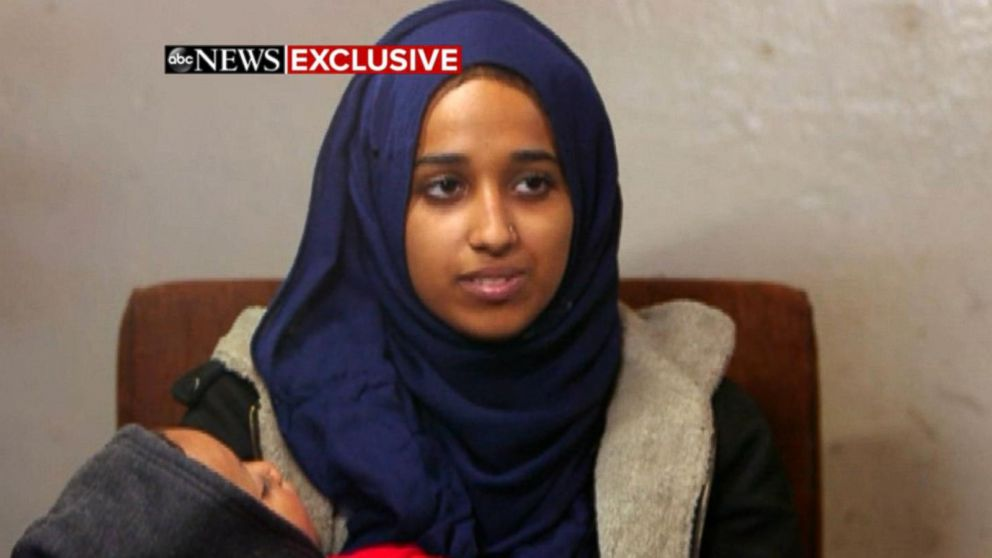 VIDEO: Young American mom who married ISIS fighters begs to return to US