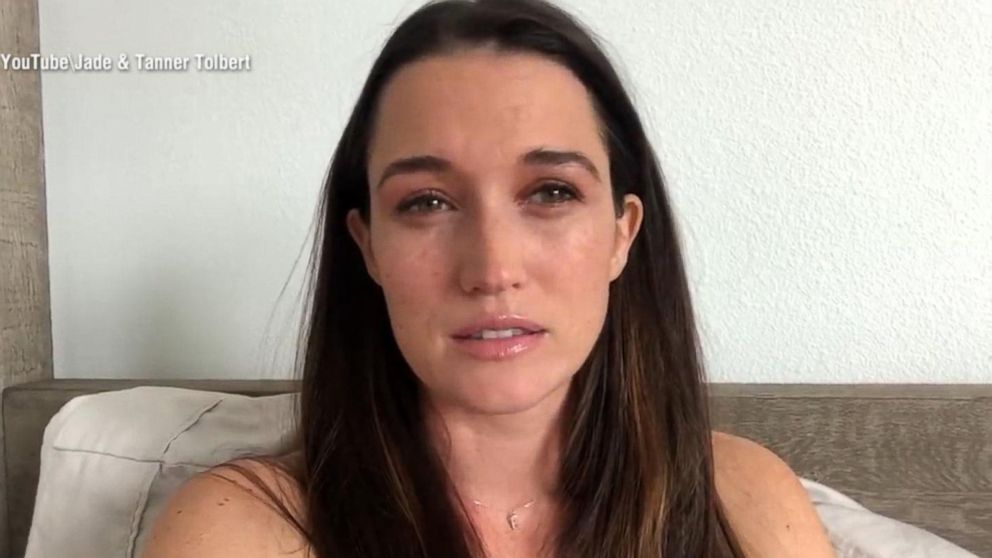 VIDEO: Bachelor in Paradise stars Jade and Tanner open up about heartbreaking miscarriage