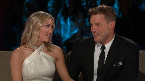 'Bachelor' Colton gets fairy tale ending after winning back Cassie