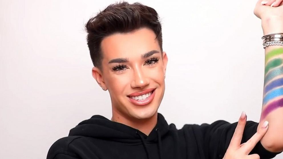 Make-up artist, influencer James Charles opens up about