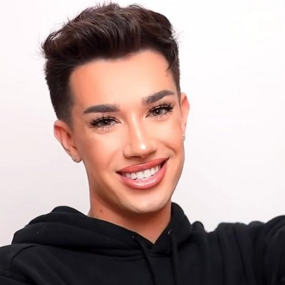Make-up artist, influencer James Charles opens up about beauty