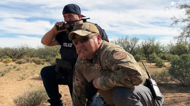 Tribal nation on US-Mexico border on front lines of illicit cross-border trade