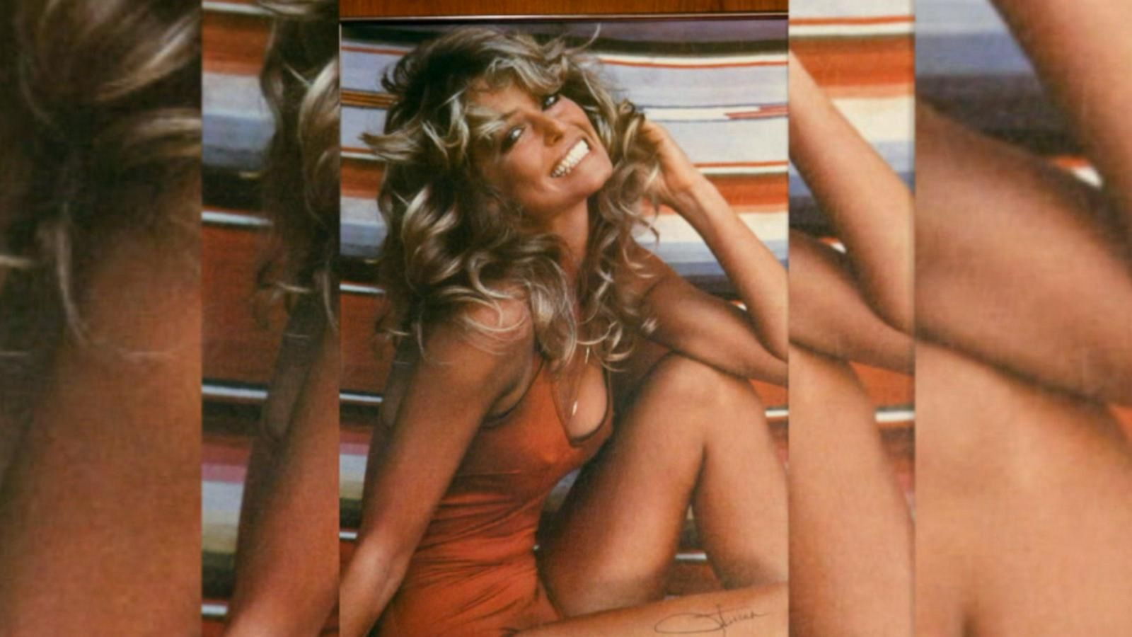 Angel Summer Nue the story behind 'charlie's angels' star farrah fawcett's