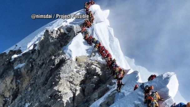 Why so many Mount Everest climbers are dying this year
