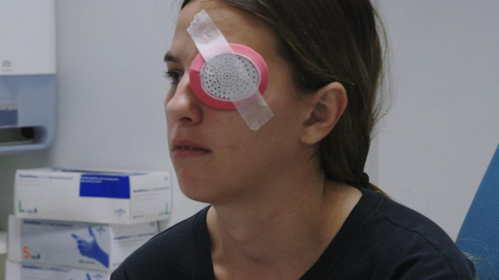 VIDEO: 2 people try revolutionary drug to keep from going blind: Part 1