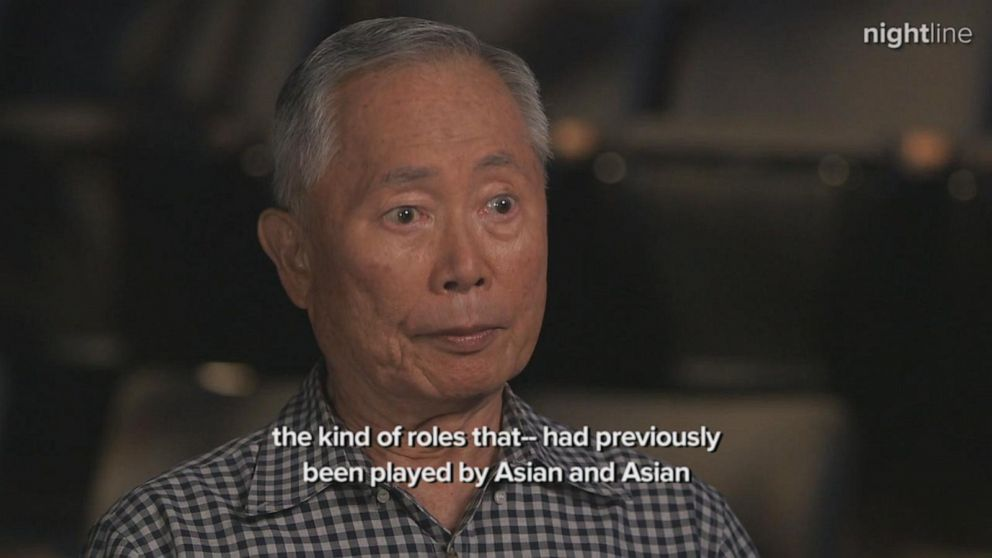George Takei on breaking down barriers as an Asian-American actor in Hollywood