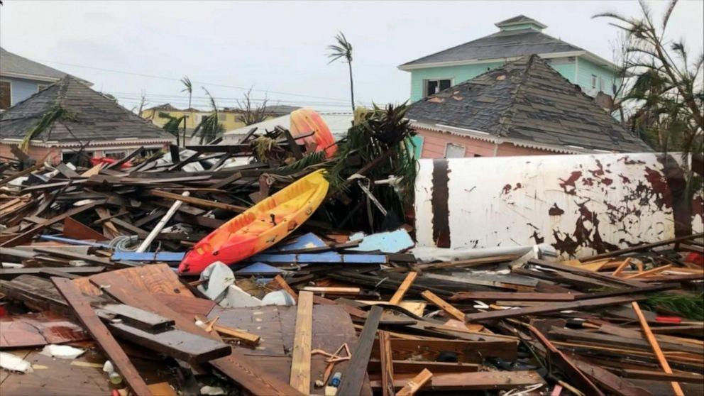 Hurricane Dorian turns northward, slamming Florida with