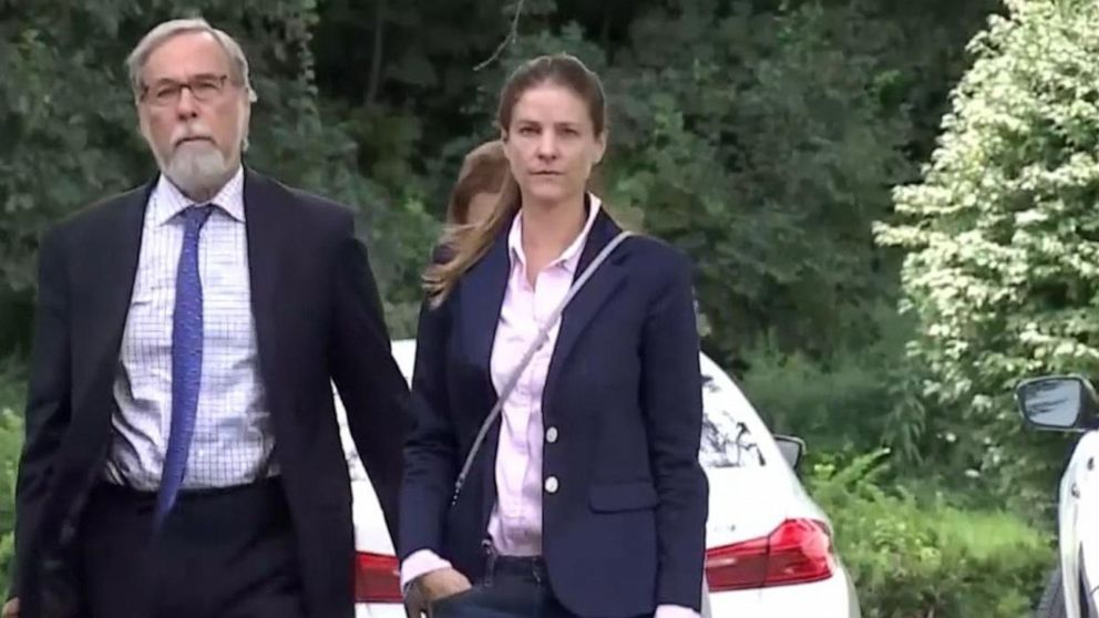 Girlfriend of missing CT mom's estranged husband surrenders to police
