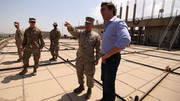Embedding with US military leaders combating ISIS on Syrian border in Iraq: Part 1
