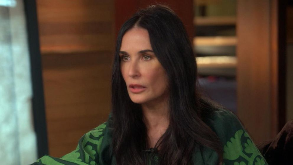 Demi Moore details highs and lows of marriages to Bruce Willis, Ashton Kutcher