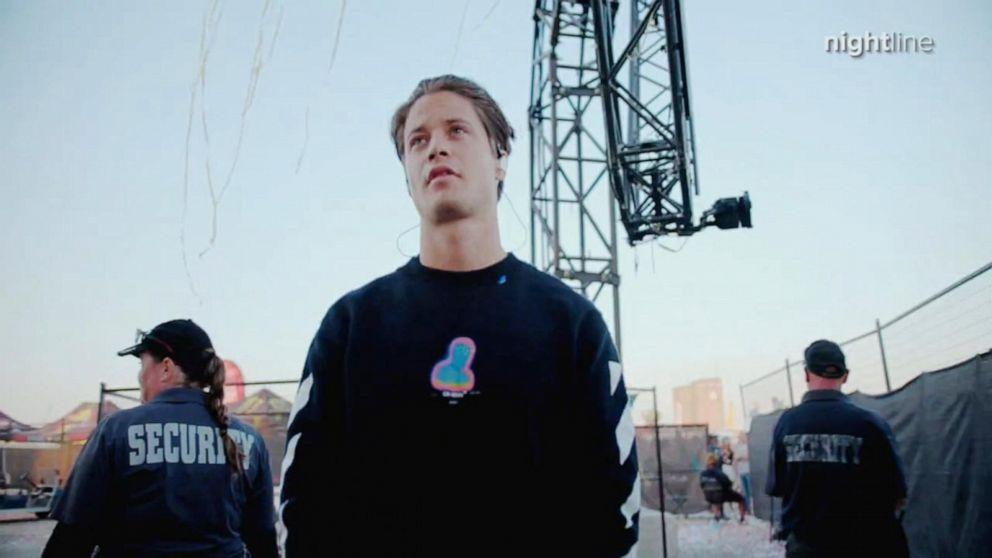 48 hours with pop superstar Kygo as he performs in 3 shows in 2 countries