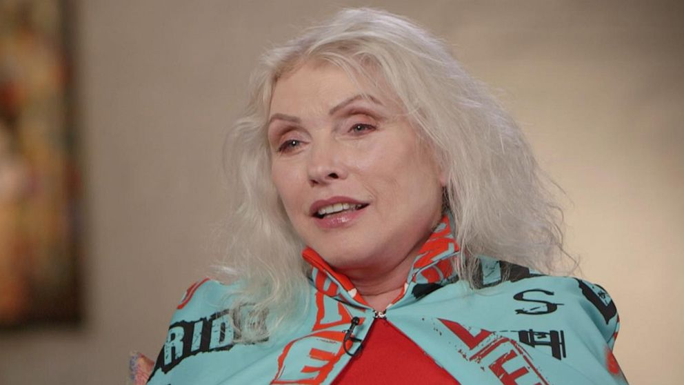Blondie frontwoman Debbie Harry on obstacles she overcame in her rock-and-roll life