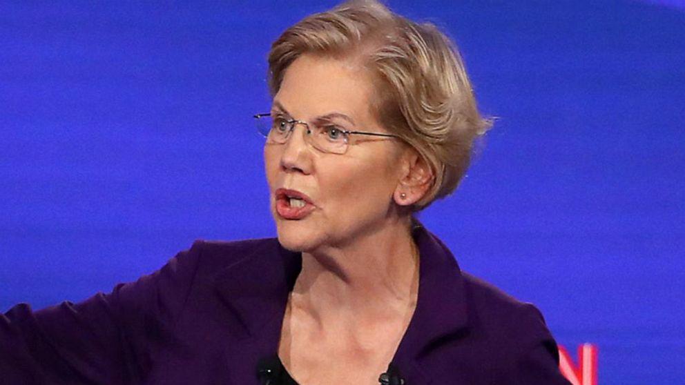 Democratic debate in Ohio: Dems spar over Biden's son, wealth tax, health care