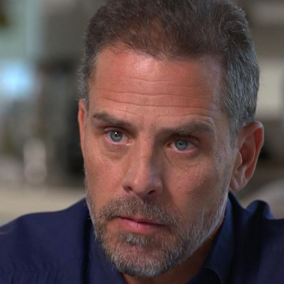 JUST IN: Hunter Biden Plays Victim After Hes Accused of