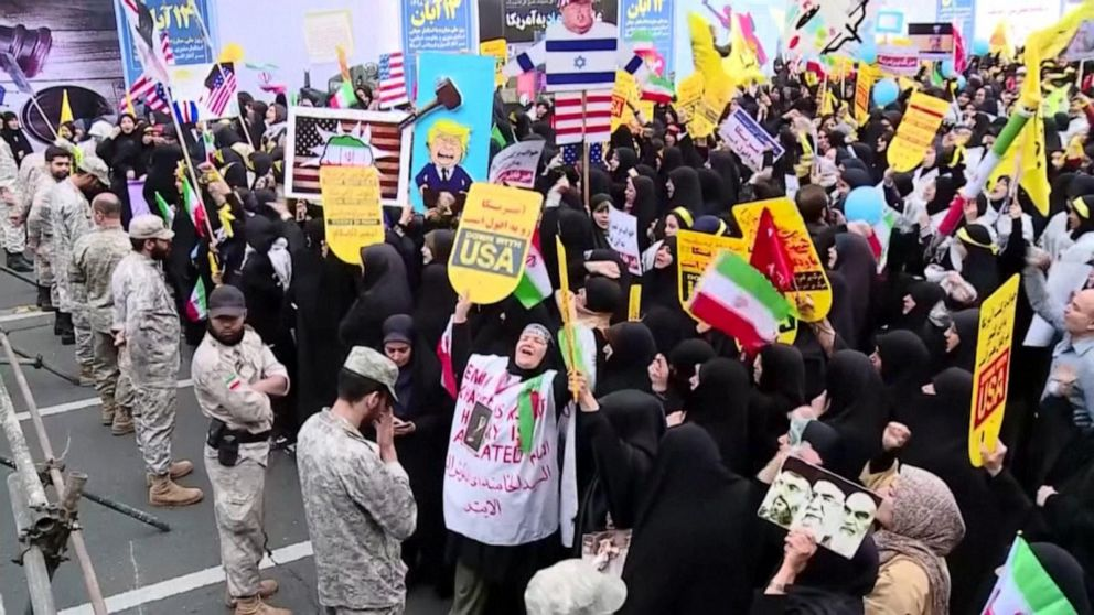 Iran hostage crisis' 40th anniversary marks continued tensions between two nations