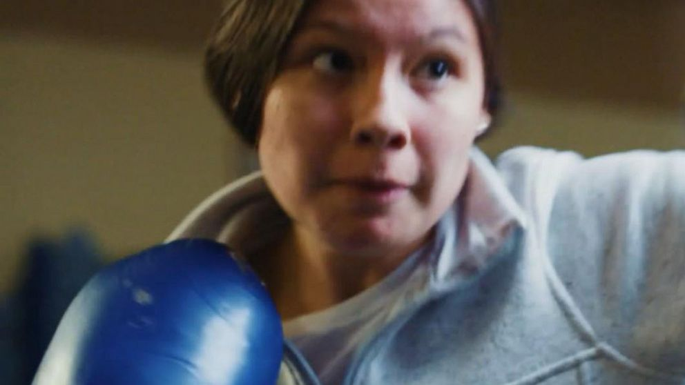 In Blackfeet Nation, a boxing club is fighting to save Native American women's lives