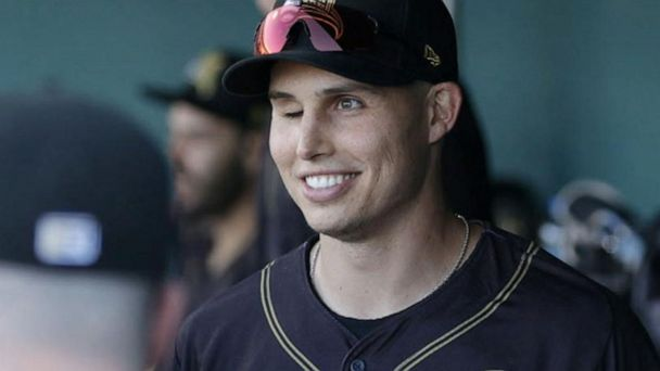 Video Outfielder Drew Robinson wants to help others after surviving suicide attempt: Part 2