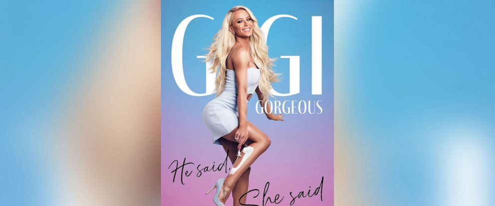 "PHOTO: Book cover for Gigi Gorgeous ""He Said, She Said: Lessons, Stories, and Mistakes from My Transgender Journey."""