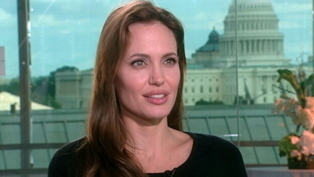 VIDEO: Angelina Jolie on Joseph Kony