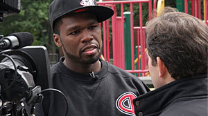 "Photo: Rapper Curtis ""50 Cent"" Jackson"