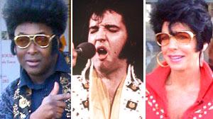 Viva Las Vegas! Elvis Presley Rules in Sin City