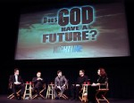 """""""Nightline"""" face-off, ?Does God Have a Future,?"""