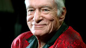 "PHOTO ""Playboy was the magazine that tried to give sex a good name,"" said Hugh Hefner."