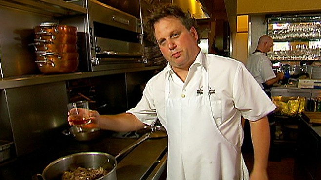 Chef Paul Kahan Cooks and With 'Wrestler's Mentality' - ABC News