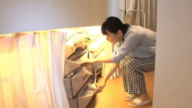 Good Morning In Japanese Yahoo : Japan s micro apartment boom video abc news