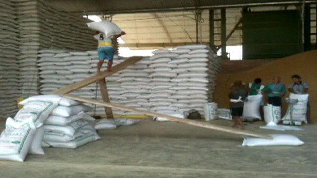 VIDEO: Investor accused of money laundering in Bolivia says his rice operation is legit
